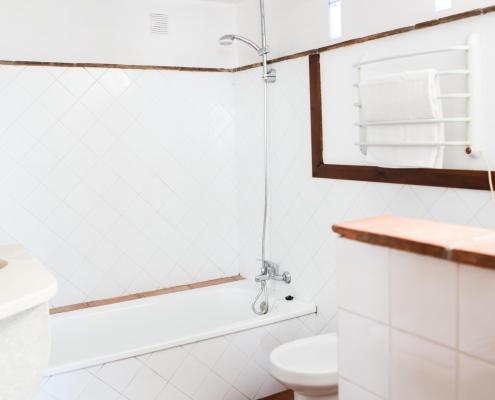Duplex con vistas baño